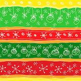 Abstract Christmas Wrap