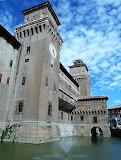 Castello di Ferrara-Italia