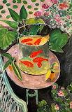 Goldfish- Henri Matisse (1869-1954)