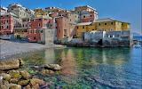 Gulf of Genoa Italy