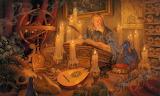 A Dragon's Tale ~ Scott Gustafson