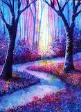 Secret path, credit: annmariebone(dA)