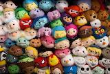 Mini TsumTsum toys