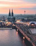 Bridge Cologne Germany