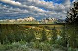 Teton Mountains Wyoming
