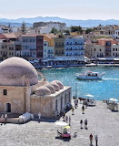 Chania harbour 2