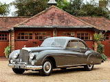 Bentley R Type Coupe