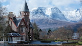 Torridon Mountains Scotland
