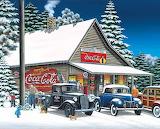 A Vintage Winter @ springbok puzzles...