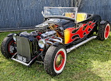 Ford coupe hotrod 1930