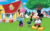 ☺ Minnie and Mickey...
