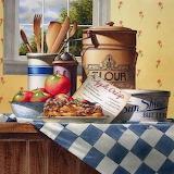Flour pot