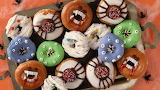 Spooky Donuts