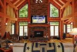 Pennsylvania Log Home 30