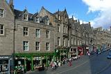 Edinburgh Cockburn St Scotand