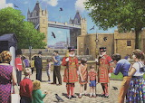 Beefeaters at the Tower - Kevin Walsh