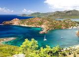 Antigua-en-Barbuda Antigua Landschap