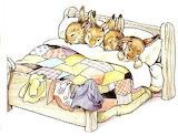 The Bunnies were Sleeping, Rene Cloke
