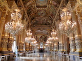 Palais garnier opera grand foyer Paris Francis