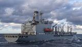 Navy Oiler