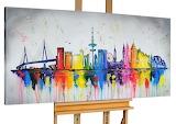 Hamburg-Skyline