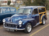1968 Morris Minor 1000 Traveller custom