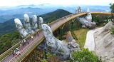 Vietnam-golden-bridge