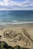 Boardmasters Sand Art, Newquay