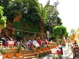 Crete, Chania, old town restaurant