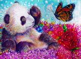 ☺♥ Little Panda...