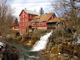 19th Century Water Mill