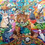 Vegan world, Lynda Bell