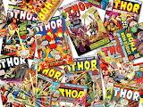 Thor Comics Jigsaw