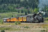 Durango and Silverton Railroad