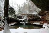 Upper Falls Hocking Hills
