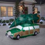 Christmas Vacation Wagon