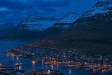 Klaksvik. Faroe Islands