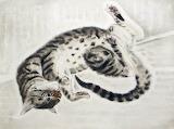 "Animals tumblr dogstardreams Cat ""Léonard Tsuguharu Foujita"" ""1"