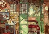 Old Garage Arly Jones