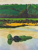 Félix Vallotton, Un soir sur la Loire, 1923