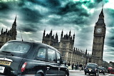 Taxis-Londres