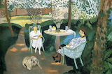 Matisse, Tea in the garden, 1919