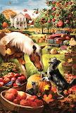 #Autumn Farm