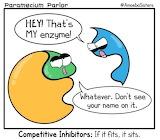 "Science amoebasisters ""Paramecium Parlor"""