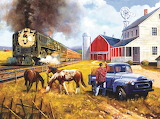 Farm By the Line~ KevinWalsh