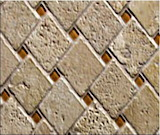 Natural-stone-and-glass-backsplash