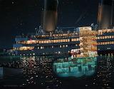 Titanic Cut  Away