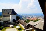 Castle Celje, Slovenia