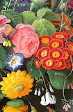 """Flowers tumblr dogstardreams """"Still Life with Flowers and Fruits"""