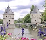 The 'Speytorre' & 'Inghelburghtorre' Kortrijk Belgium